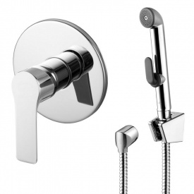 KUCERA набор смеситель скрытого монтажа с гигиеническим душем VR30105Z-BT