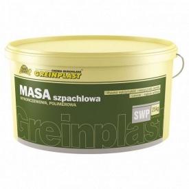Полимерная финишная шпаклевка Greinplast SWP 17 кг