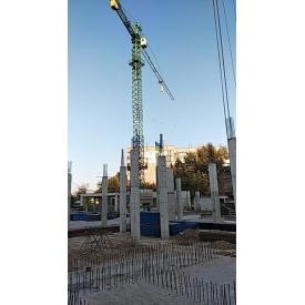 Аренда башенного крана Liebherr 51 м