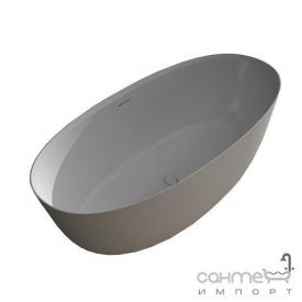 Каменная ванна Volle 12-22-168 белая