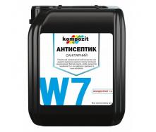 Санитарный антисептик Kompozit W7 5 л