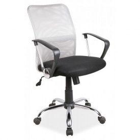 Офисное кресло Signal Q-078 Серо-черный