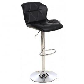 Барный стул Vetro Mebel B-70 Черный