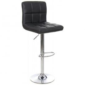 Барный стул Vetro Mebel B-40 Черный