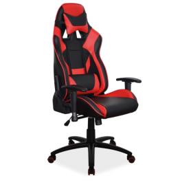 Офисное кресло Signal Supra Красный Черный