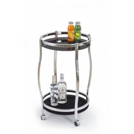 Стол сервировочный Halmar BAR-8 Черный