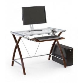 Компьютерный стол Halmar B-16 100х100 Венге