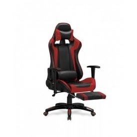 Кресло Halmar Defender 2 Черно-красный