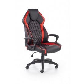Кресло компьютерное Halmar Vector Черно-красный