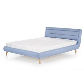 Кровать Halmar Elanda 140х200 см Синий