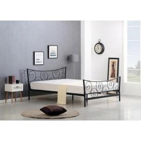 Кровать Halmar Ramona Черный