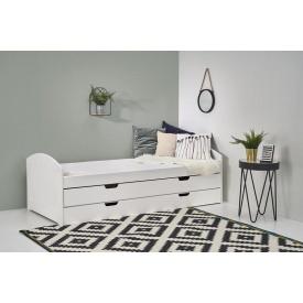 Кровать Halmar Laguna 2 Белый
