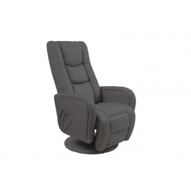 Крісло Halmar Pulsar 2 Сірий