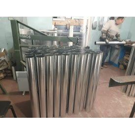 Изготовление водосточных систем с оцинкованного металла