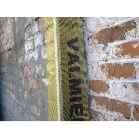 Кутник ПВХ із сіткою Valmiera 10х15 см 2,5 м