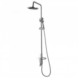 WITOW система душевая смеситель для ванны верхний и ручной душ