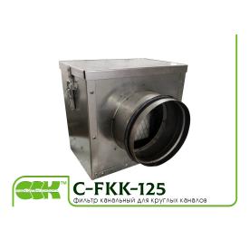 Воздушный фильтр для канальной вентиляции C-FKK-125