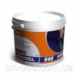 Штукатурка Kreisel Sisi-putz Base A 1,5 мм барашек 25 кг