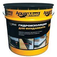 Мастика бітумна AquaMast гідроізоляційна