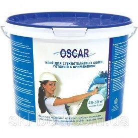 Клей для склополотна і стеклообоев Oscar готовий до застосування 10 кг