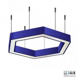 Светодиодный светильник Upper Hexahedron 108W-5000K