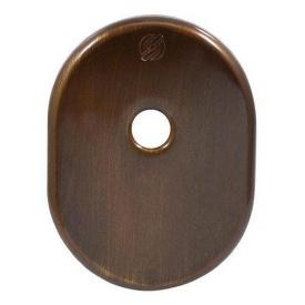 Securemme Декоративная накладка под шток бронза