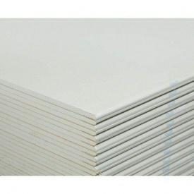 Гипсокартон стеновой KNAUF 12,5 мм х1,20х2,5 м