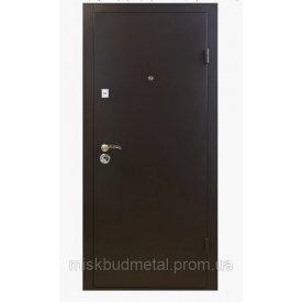 Техническая металлическая дверь Міськбудметал ДМЗ 21-8 2100х800 мм