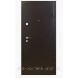 Технічні металеві двері Міськбудметал ДМЗ21-8 2100х800 мм
