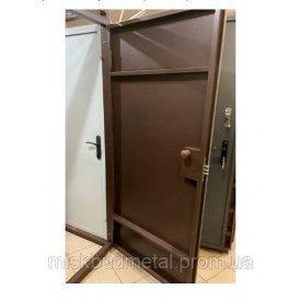 Техническая металлическая дверь Міськбудметал ДМ19-8 1900х800 мм