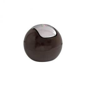 Косметическое ведро для мусора Trento Top шоколад