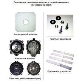 Ремкомплект для замены мембран и клапанов Secoh EL-S-60