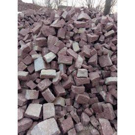 Бутовий камінь 100-400 мм з граніту Лезнікі