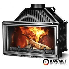 Камінна топка KAWMET W15 чавунна 12 кВт 740х435х425 мм
