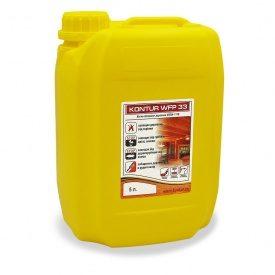 Огнебиозащита для защиты древесины KONTUR WFP-33 (ХМХА-1110) 5 л