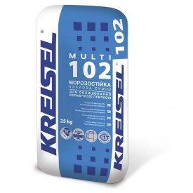 Клей для плитки морозостойкий Кreisel 102 Multi 25 кг
