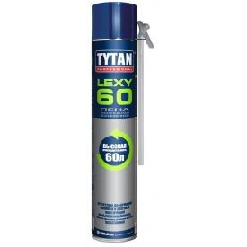Піна монтажна всесезонна TYTAN Professional Lexy 60 750 мл