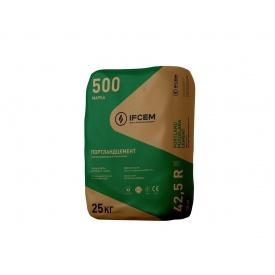 Цемент портландцемент Ifcem ПЦ II/А-Ш-500-Н 25 кг