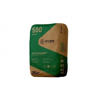 Цемент портландцемент ПЦ II/А-Ш-500-Н 25 кг