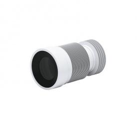 АНИ Гибкая труба (К828R) для унитаза D-110 мм длина 230 мм-500 мм