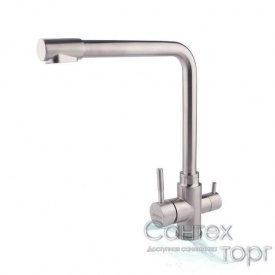 Змішувач для кухні з фільтром з нержавіючої сталі Imperial (8201) 307-1