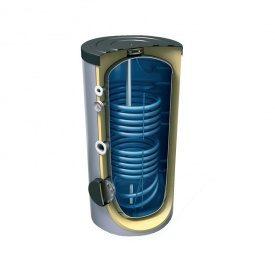 Непрямий водонагрівач (бойлер) Tesy, підлоговий, 2 теплообмінника на 200 л. 0,75/0,54 кв. м (EV7/5S2 200 60 F40 TP2)