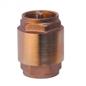 "Клапан обратный 1/2"" (15) с металлическим штоком SD SD240W15"