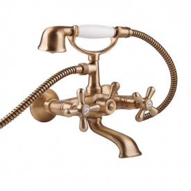 Смеситель Bianchi Old Fashion VSCOLF1023#OLF00VOT (VSCOLF 1023OLF00 VOT) ванна с душ.комплектом