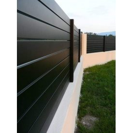 Забор Ранчо M металл 0,5 мм 3000 мм