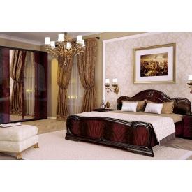 Спальня Футура Mahagoni 160x200 без каркасу