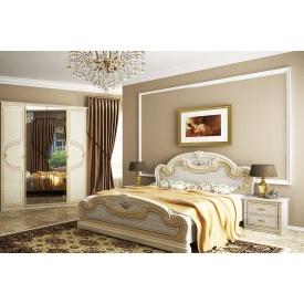 Спальня Мартіна Radica Beige 180x200 без каркасу