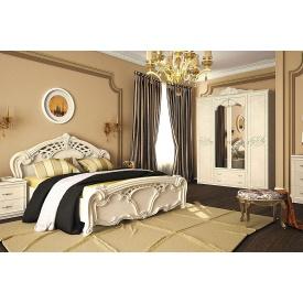 Спальня Олімпія Radica Beige 160x200 без каркасу