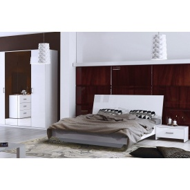 Спальня Рома 160x200 без каркасу