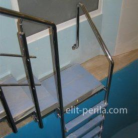 Лестница из нержавеющей стали Aisi 304